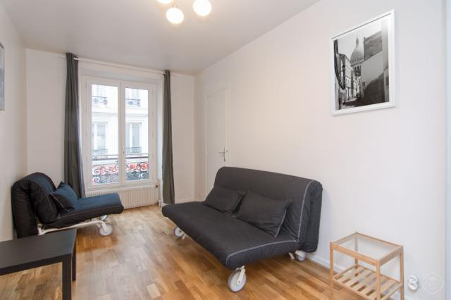 Lovely Clichy apartment Paris